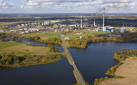 Нефтеперерабатывающий завод Mazeikiu nafta в Литве был крупнейшим зарубежным активом ЮКОСа