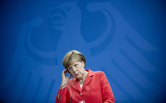 Канцлер ГерманииАнгела Меркель