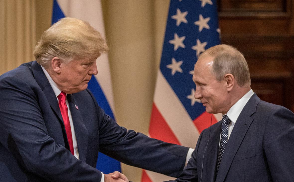 CNN узнал о манере общения Трампа с Путиным и другими лидерами