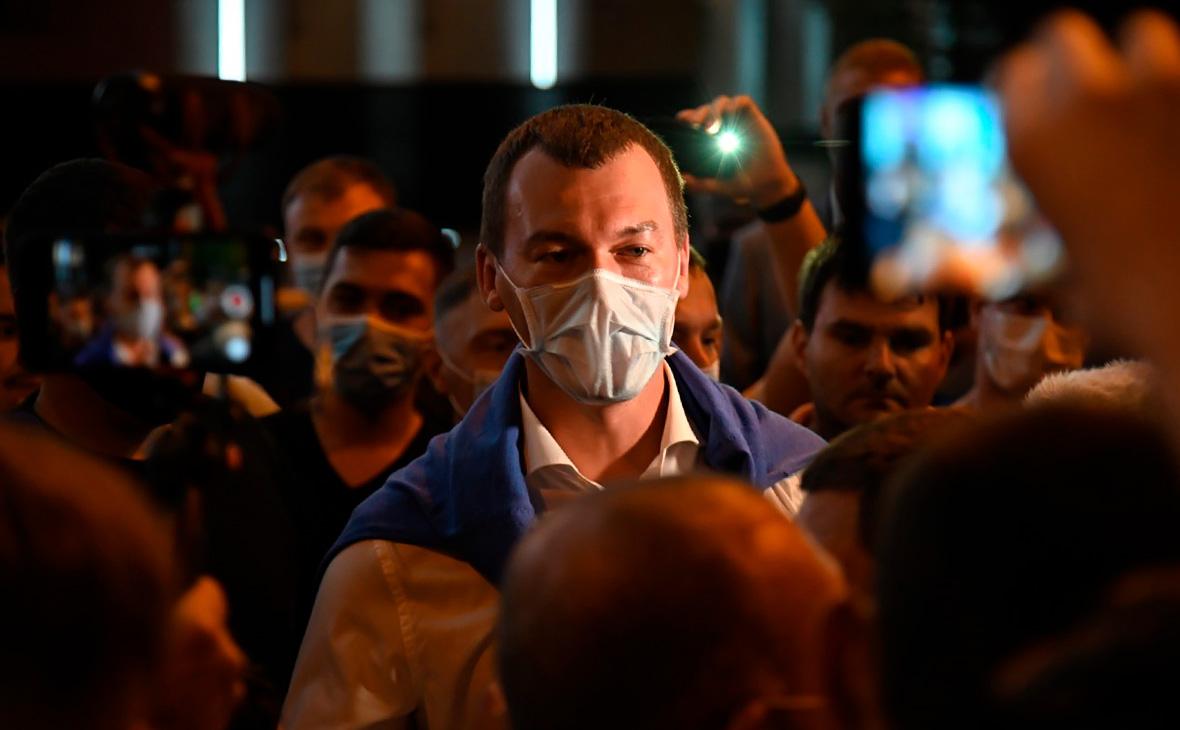Дегтярев сообщил о поступающих ему угрозах и усилил охрану