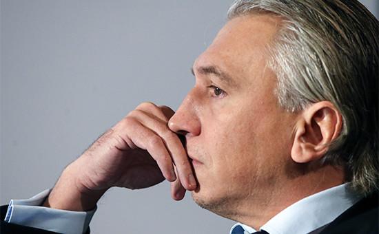 Гендиректор «Газпром нефти» Александр Дюков