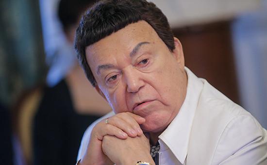 Депутат Госдумы отЗабайкальского края Иосиф Кобзон