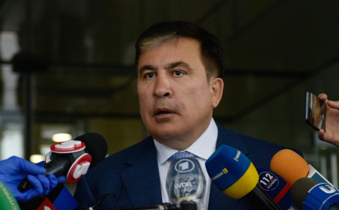 Саакашвили заявил о необходимости антиэлитной революции на Украине