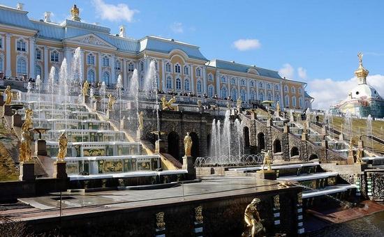 Фото:peterhofmuseum.ru