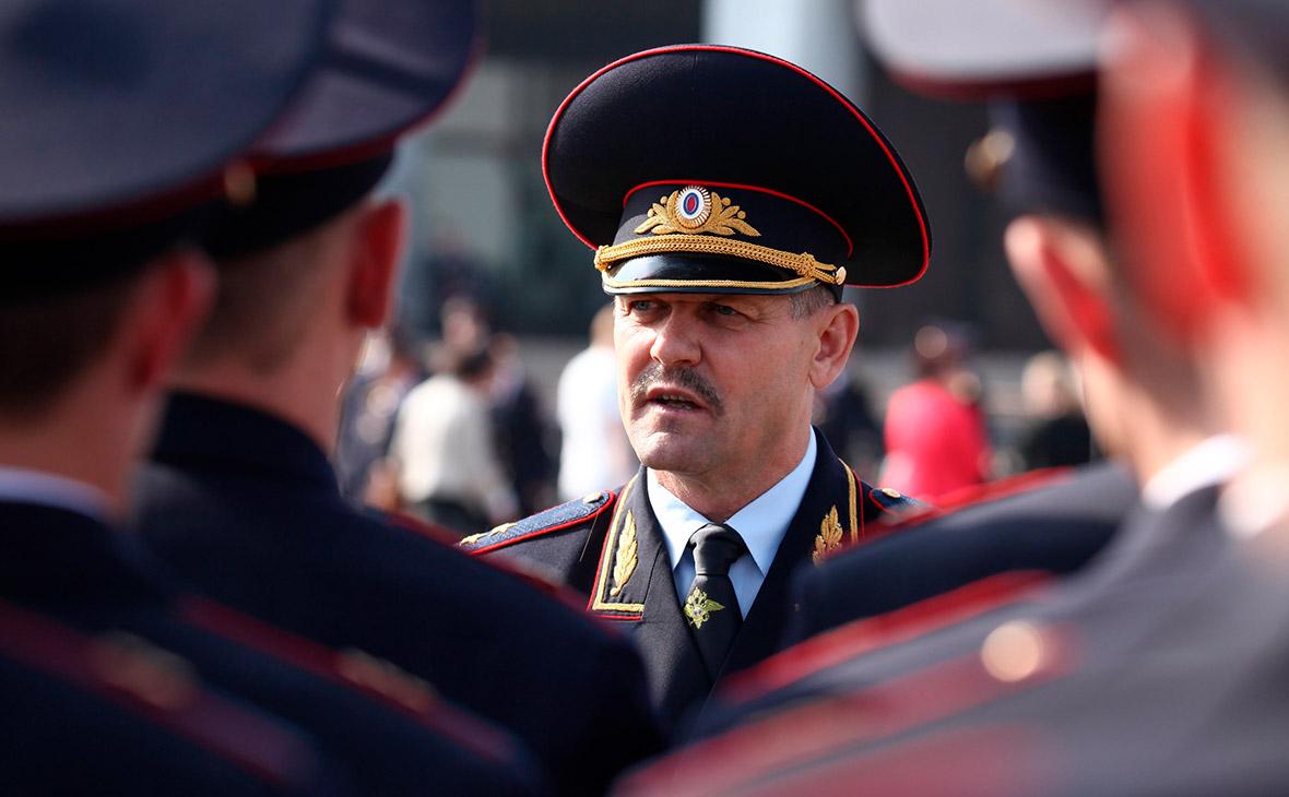 Бывший начальник столичной полиции назначен замглавы ФСИН