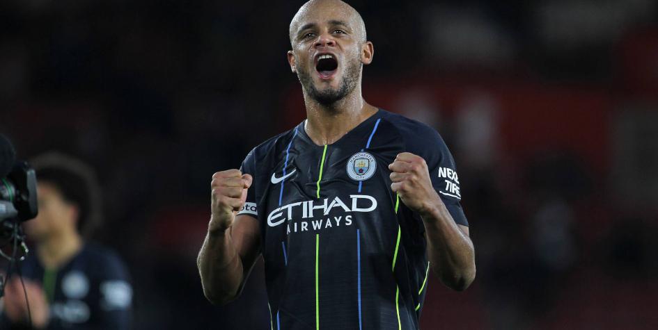 Манчестер Сити вернулся на второе место чемпионата Англии