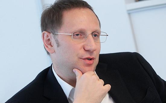 Новый генеральный директор «СТС Медиа» Вячеслав Муругов