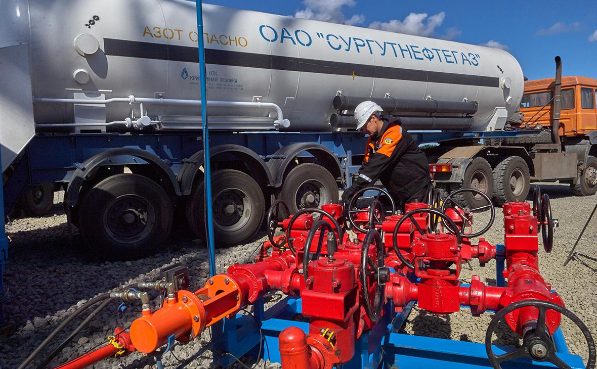 Акции «Сургутнефтегаза» подорожали на 20%