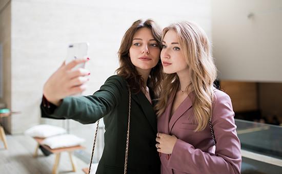 Екатерина Бутко (слева) иПолина Бурашникова