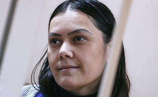 Гражданка Узбекистана Гюльчехра Бобокулова