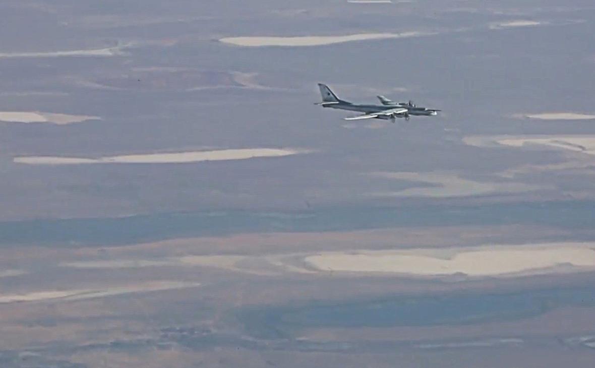 Стратегический бомбардировщик-ракетоносец Ту-95, 2017 год