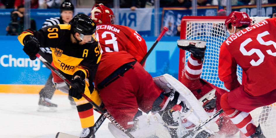Сборная России по хоккею впервые за 26 лет выиграла Олимпиаду