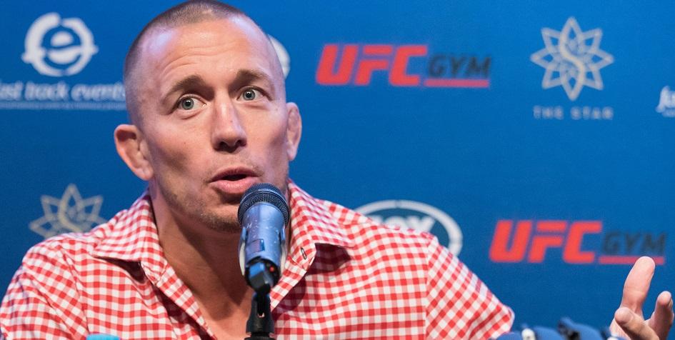 Экс-чемпион UFC в двух весовых категориях Жорж Сен-Пьер завершил карьеру