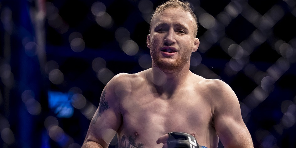 Боец UFC Джастин Гэтжи