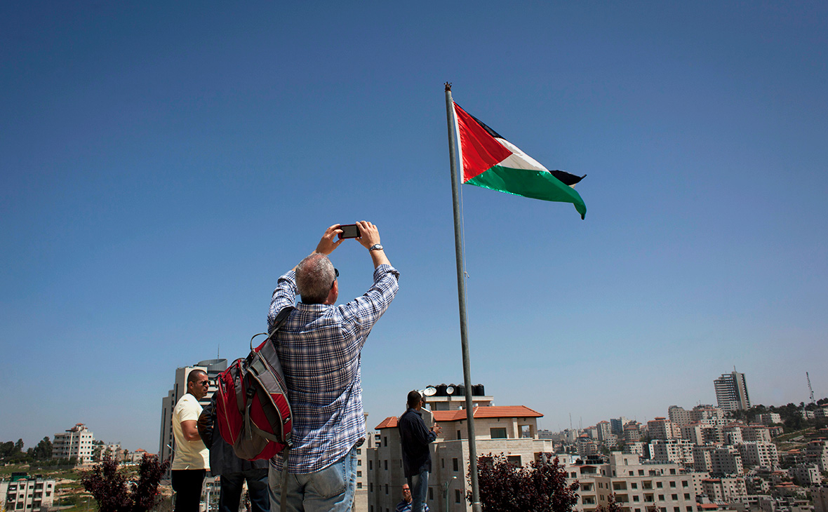 Фото:Nasser Nasser / AP
