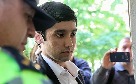 Сын вице-президента ЛУКОЙЛа Руслан Шамсуаров, 28 мая 2016 года