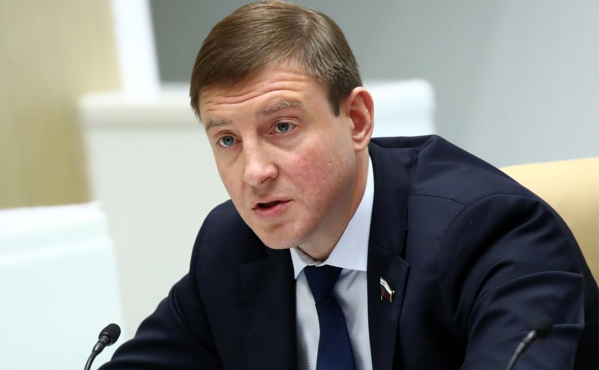 Секретарь генсовета «Единой России» АндрейТурчак