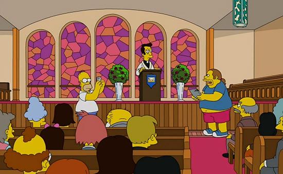 Фото:Скрирншот мультсериала The Simpsons