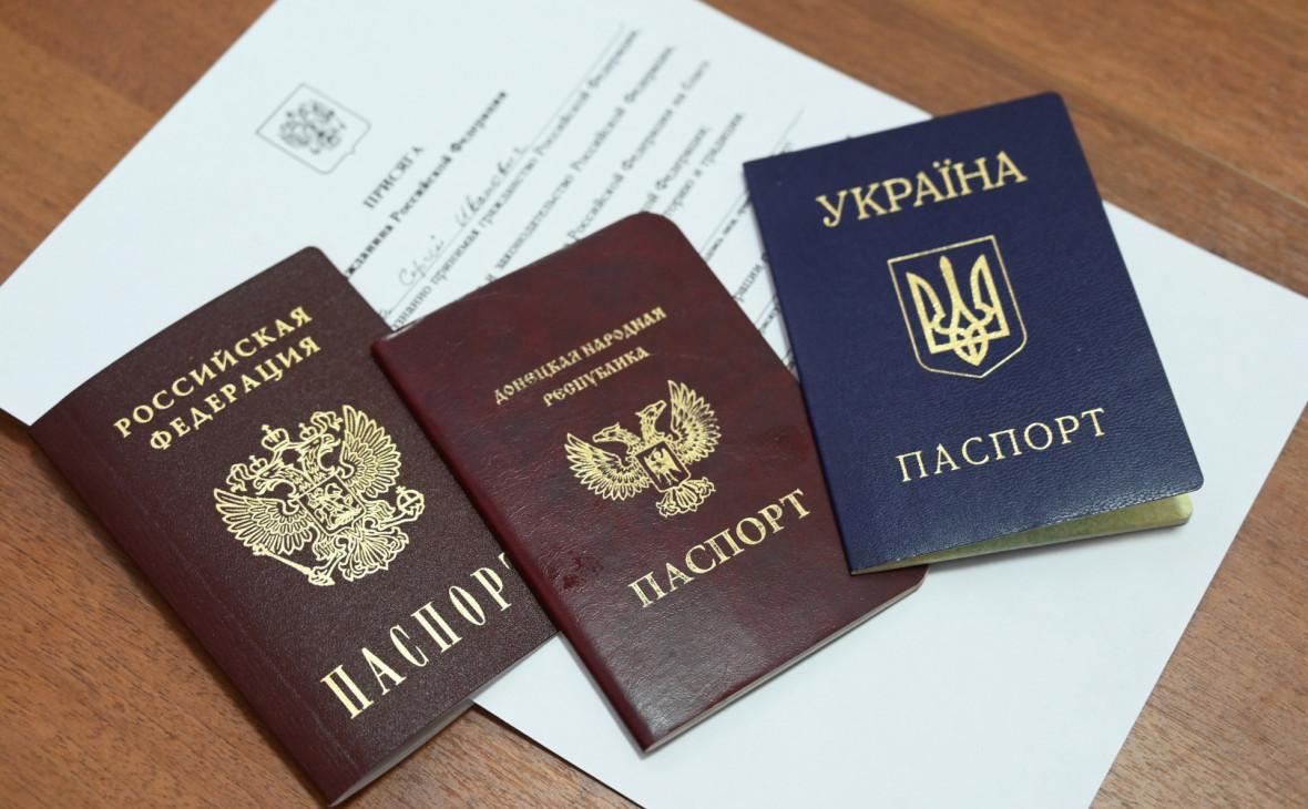 Правительство согласилось считать украинцев русскоязычными без экзамена