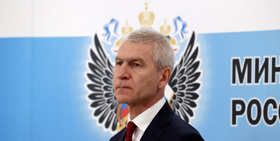 Олег Матыцин (AP Photo/Alexander Zemlianichenko)