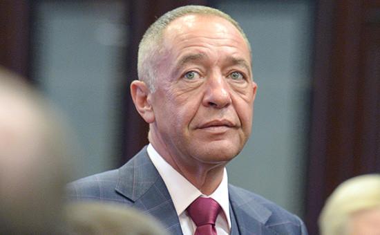 Бывший министр печати России и бывший глава холдинга «Газпром-Медиа» Михаил Лесин