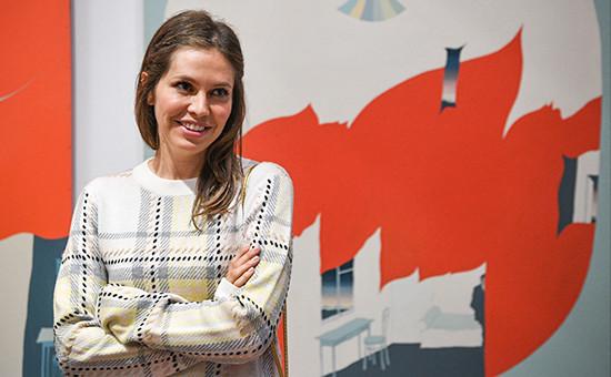 Основательница музея «Гараж» Дарья Жукова