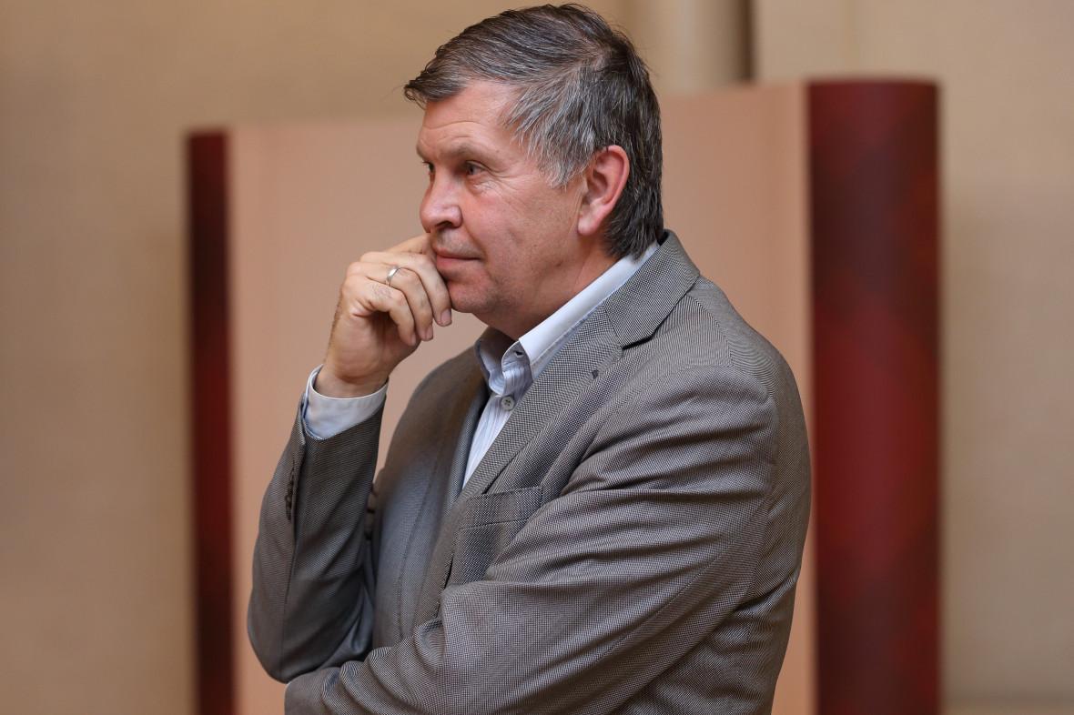 Генеральный директор строительной компании «Леонтьевский мыс»