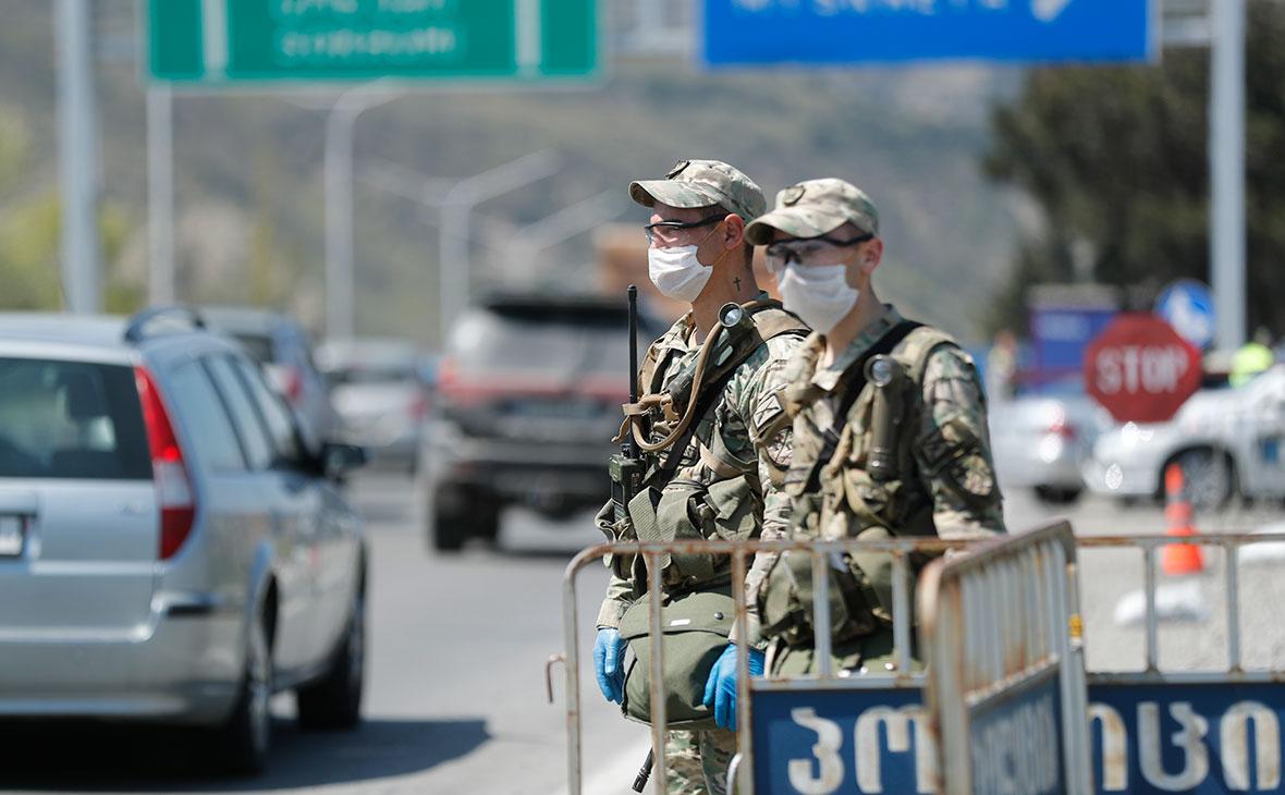 Фото: Zurab Kurtsikidze / EPA / ТАСС