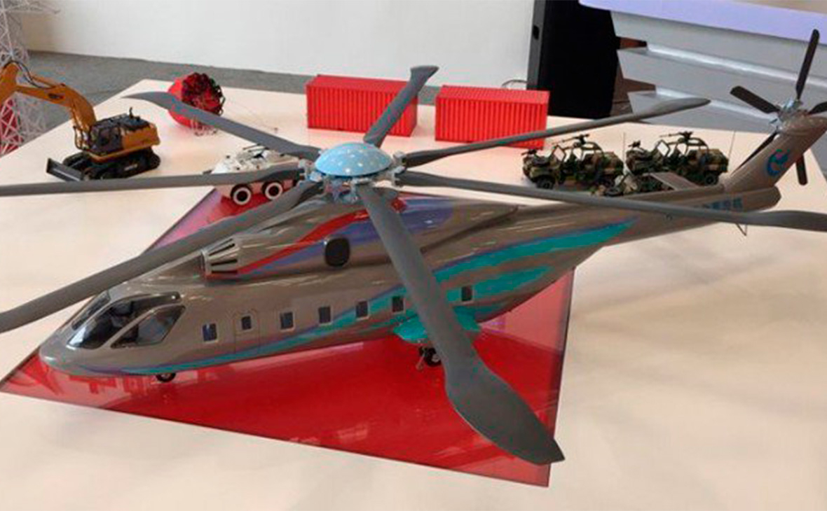 Тяжелый вертолет AHL