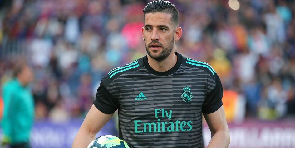 Клуб второго английского дивизиона подписал контракт с вратарем Реала