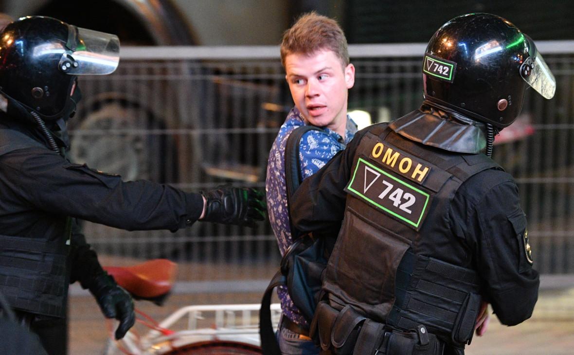 Правозащитники сообщили о 150 задержанных в день инаугурации Лукашенко