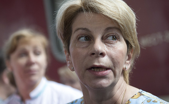 Член Совета при президенте РФ по развитию гражданского общества и правам человека Елизавета Глинка