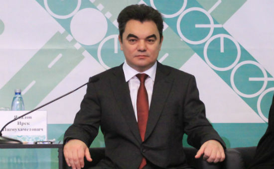 Мэр Уфы Ирек Ялалов заработал за 2016 год 4,85 млн рублей