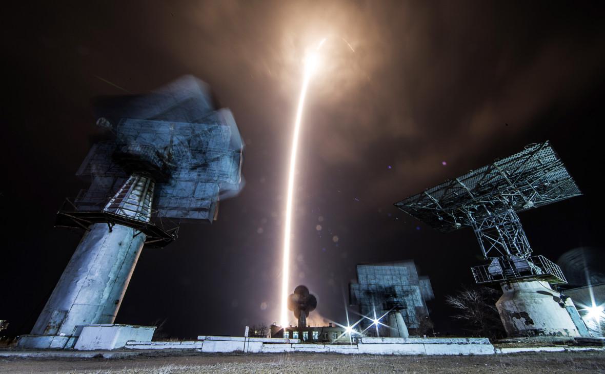 Потерпевший осенью аварию экипаж успешно добрался до МКС