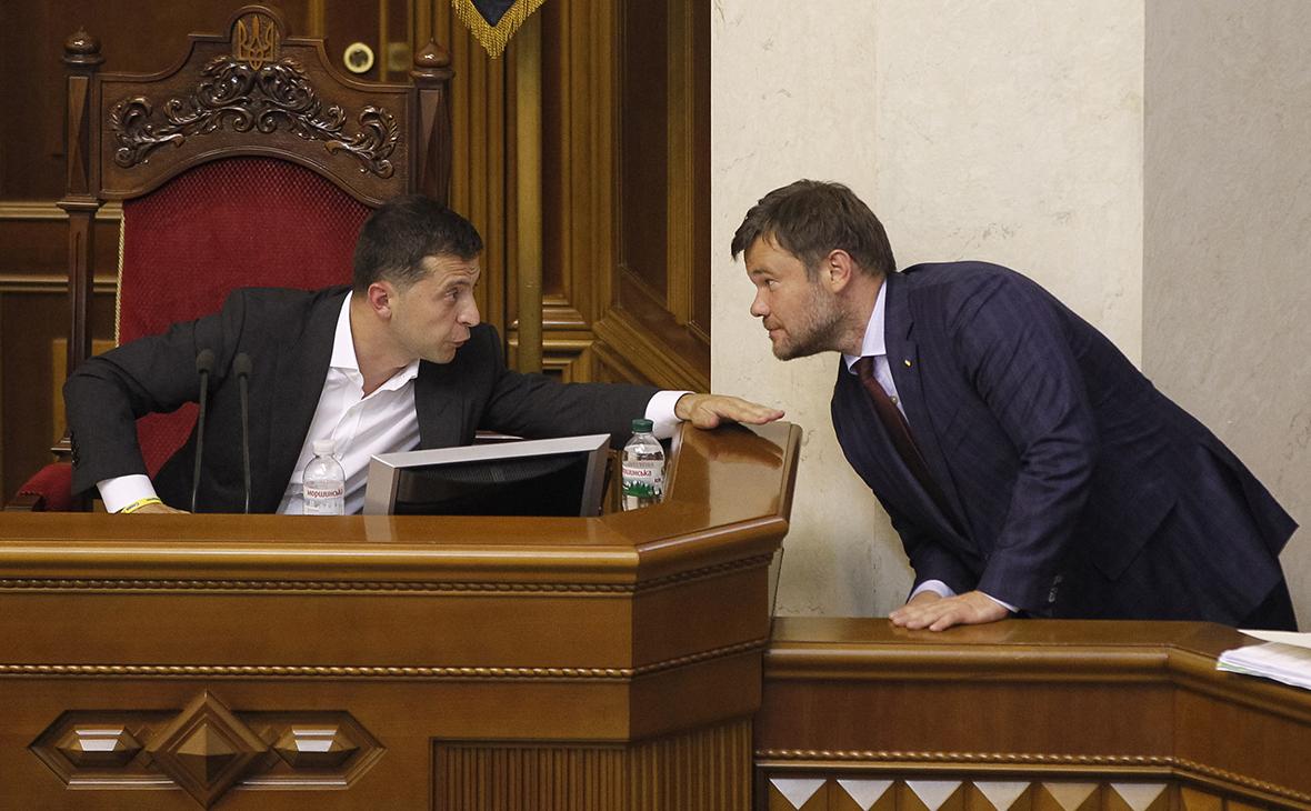 Экс-сподвижник Зеленского заявил о «кинувшей» Путина Украине