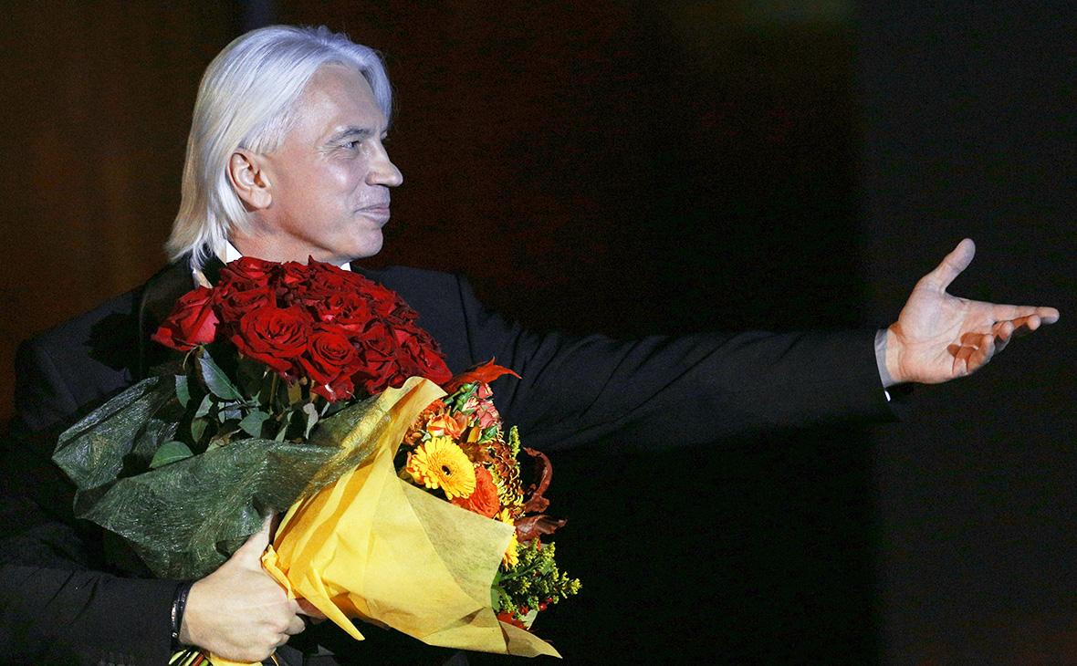 Ca sĩ opera Nga Dmitry Khvorostovsky qua đời tại London