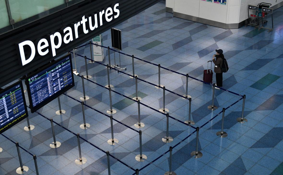 Международный аэропорт «Ханеда» в Токио