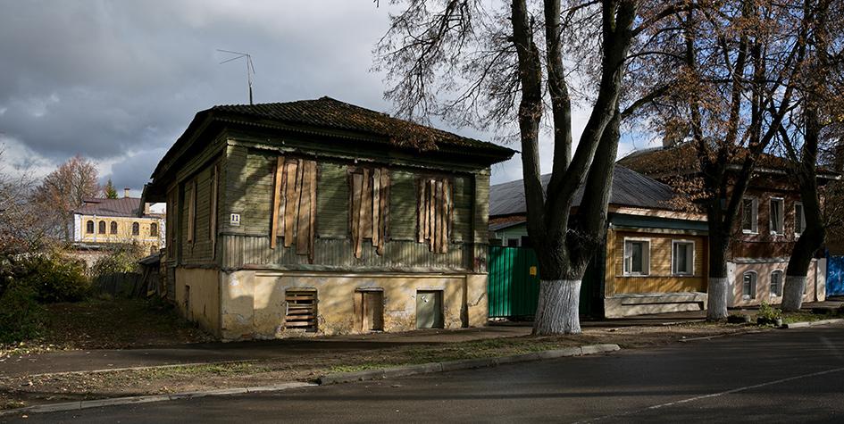 Виды Боровска