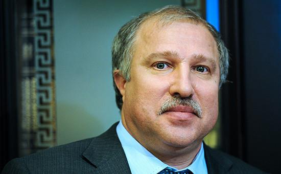 Бывший президент «Роснефти», владелец Независимой нефтегазовой компании (ННК) Эдуард Худайнатов