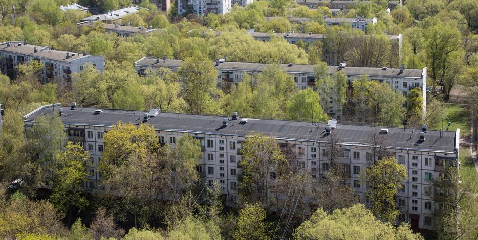Цены на жилье в крупных городах России выросли на 11% за год