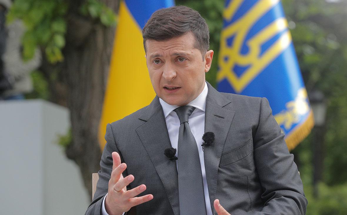 Зеленский назвал условие присоединения Киева к санкциям по Навальному