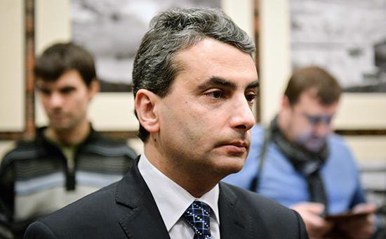 Председатель Псковского регионального отделения партии «Яблоко» Лев Шлосберг