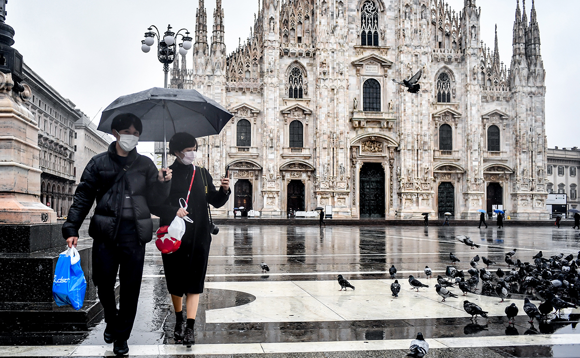 Фото: Claudio Furlan / Keystone Press Agency / Global Look Press