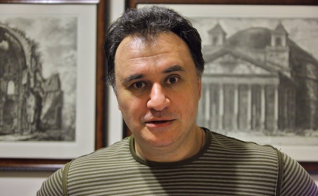Архитектор Максим Атаянц
