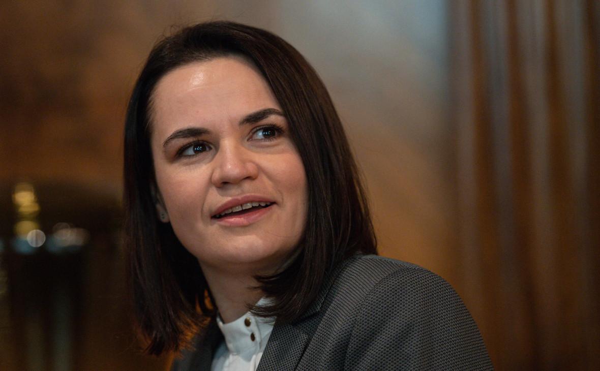 Тихановская попросила ЕС расширить антибелорусские санкции