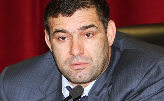 Глава Пенсионного фонда РФ по Дагестану Сагид Муртазалиев