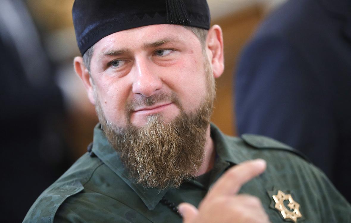 Кадырову запретили въезд в Литву