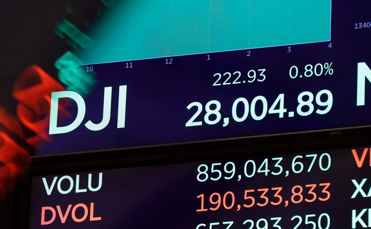 Dow Jones обновил исторический максимум