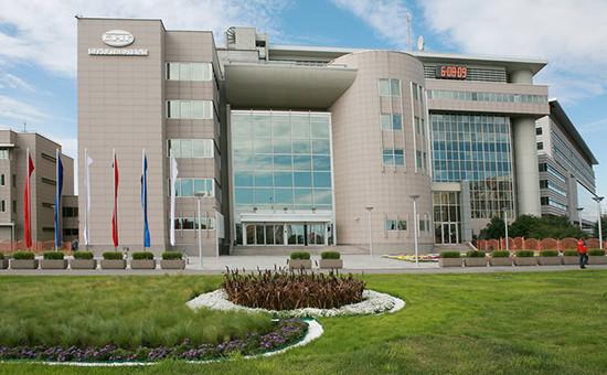 Офис«Сургутнефтегаза», г. Сургут