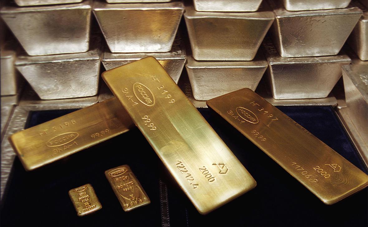 Dự trữ vàng của Nga đạt đỉnh kể từ năm 2014